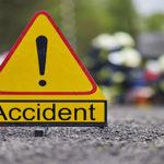 मोटरसाईकल दुर्घटना हुँदा चालकको मृत्यु