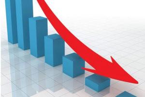 शेयर बजार : सामान्य अङ्कले घट्यो