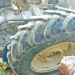 सुनसरीमा ट्याक्टर दुर्घटना हुँदा चालकको मृत्यु