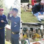 उपप्रधानमन्त्री पोख्रेलको धनकुटा यात्रा : हिलेमा बृक्षरोपण, छिन्ताङमा सहिदको संझना
