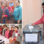 नर्सिङ्ग संघ केन्द्रिय कार्यसमिति निर्वाचन : प्रदेश १ बाट एक हजार नर्सले गरे मतदान
