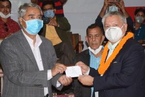सुनिल बहादुर थापा समूहका ५५ जनालाई काँग्रेसले बनायो महासमिति सदस्य
