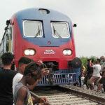 जनकपुर आईपुग्यो नेपाली रेल