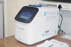 धनकुटामा आईपुग्यो पीसीआर मेसिन, अब जिल्लामै कोरोना परीक्षण हुँने