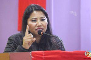 राष्ट्रपतीको बैशाखी टेकेर ओली तानाशाही बन्दैछन् : झाँक्री