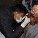 खोटाङको केपीलासगढी र काभ्रेको धुलिखेलमा केएमसीको स्वास्थ्य शिविर, २३ सय विरामी लाभान्वित