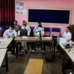 मोरङका राजनीतिक दलको सामूहिक प्रतिबद्धता: शिक्षकलाई दलको झण्डा नबोकाइने